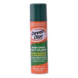 deodorante per piedi spray sport devor-olor