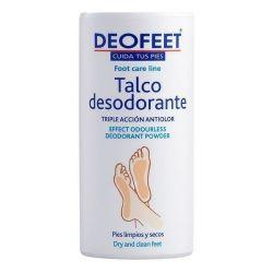 deodorante per piedi talco deofeet