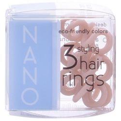 elastici per capelli nano invisibobble