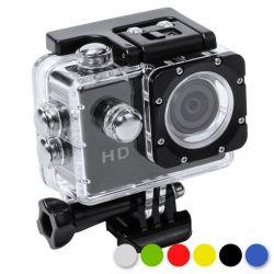 "fotocamera sportiva 2"" lcd full hd 145246 bigbuy tech"