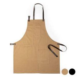 grembiule con tasca 68 x 80 cm 146295 bigbuy cooking