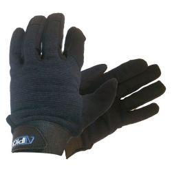 guanti da allenamento atipick cross antiscivolo nero