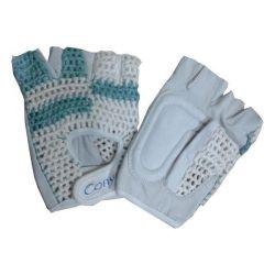 guanti da sollevamento verde bigbuy sport