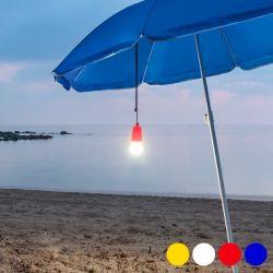 lampada led portatile regolabile con corda 144990 bigbuy outdoor