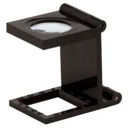lente d'ingrandimento pieghevole abs x7 148530 bigbuy gadget