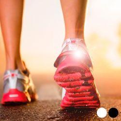 luce riflettente per scarpe sportive 144984 bigbuy sport