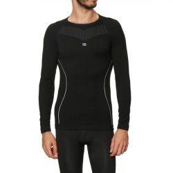 maglia termica da uomo sport hg hg-8030 nero