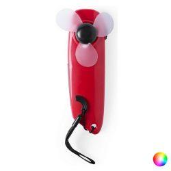 mini ventilarore portatile led 145295 bigbuy gadget