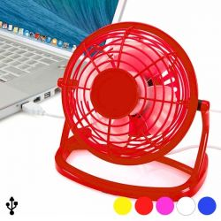 mini ventilatore con usb per computer 144389 bigbuy gadget