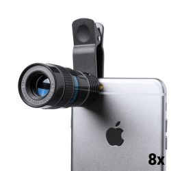 obiettivo per smartphone 145317 bigbuy gadget