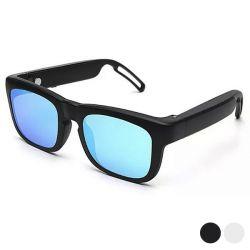 occhiali da sole bluetooth con vivavoce mutrics uv400