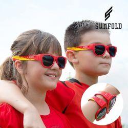 occhiali da sole arrotolabili per bambini sunfold kids spain
