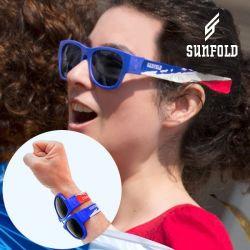 occhiali da sole arrotolabili sunfold france
