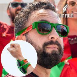 occhiali da sole arrotolabili sunfold portugal