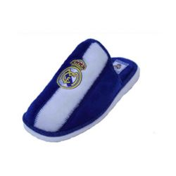 pantofole per bambini real madrid andinas 790-90 azzurro bianco