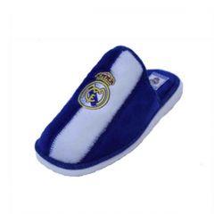 pantofole per bambini real madrid andinas 790-90 bianco azzurro adulti