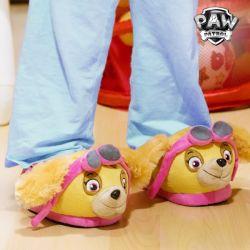 pantofole skye paw patrol la squadra dei cuccioli the paw patrol