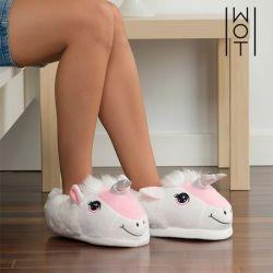 pantofole unicorno wagon trend bigbuy fashion