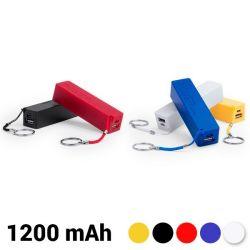 portachiavi power bank 1200 mah 144941 bigbuy tech