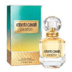 profumo donna paradiso roberto cavalli eau de parfum 30 ml