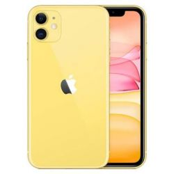 "smartphone apple iphone 11 128gb 6.1"" yellow italia mwm42ql/a"