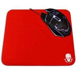 tappeto gaming skullkiller gmpr rosso