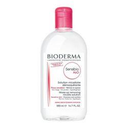acqua micellare sensibio h2o bioderma 500 ml