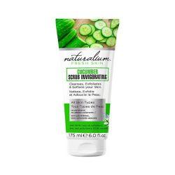 crema esfoliante cucumber naturalium 175 ml
