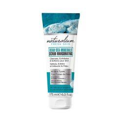 crema esfoliante dead sea minerals naturalium 175 ml