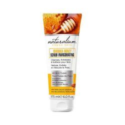 crema esfoliante manuka honey naturalium 175 ml