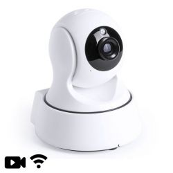 videocamera di sorveglianza 360º hd 145533 bigbuy domotics