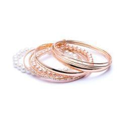 bracciale donna con perle sintetiche antonio miró 147318