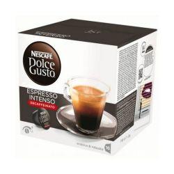 capsule di caffè nescafé dolce gusto 60924 espresso intenso decaffeinato 16 pz