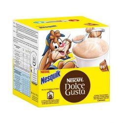 capsule di caffè nescafé dolce gusto 62183 nesquik 16 pz