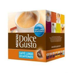 capsule di caffè nescafé dolce gusto 94331 caffè lungo decaffeinato 16 pz