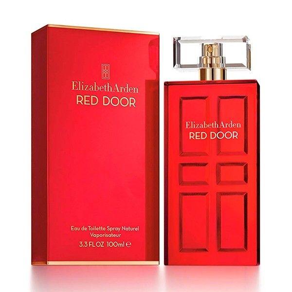 profumo donna red door elizabeth arden eau de toilette 100 ml