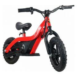 """bicicletta elettrica smeco sm-bb1 14"""" 100w 4000 mah rosso"""