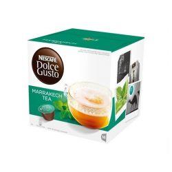 capsule di caffè nescafé dolce gusto 55290 marrakesh style tea 16 pz