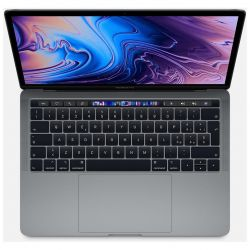 "notebook apple macbook pro 13"" touchbar i5 4x2.4ghz 512gb space grey mv972t/a"