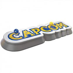 console capcom home arcade retrogaming 16 giochi
