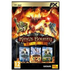 videogioco pc king's bounty anthology
