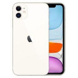 "smartphone apple iphone 11 128gb 6.1"" white italia mwm22ql/a"