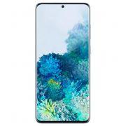"smartphone samsung galaxy s20+ sm-g985 8+128gb 6,7"" cloud blue dual sim italia"