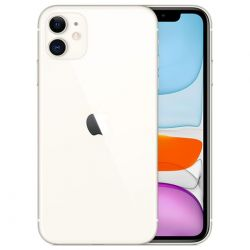"smartphone apple iphone 11 256gb 6.1"" white italia mwm82ql/a"