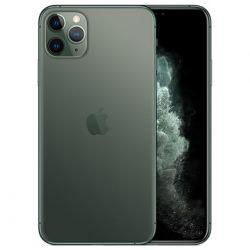 """smartphone apple iphone 11 pro max 64gb 6.5"""" midnight green italia mwhh2ql/a"""