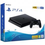 console sony playstation 4 500gb f chassis slim black eu 9408178