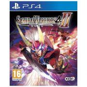 videogioco ps4 samurai warriors 4 ii eu