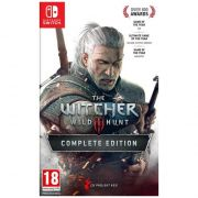 videogioco switch the witcher 3: wild hunt - complete edition