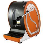 macchina da caffè cialde aroma kicco abs 44mm arancio