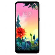 """smartphone lg k50s lmx540emw 3+32gb 6.5"""" new aurora black dual sim tim"""